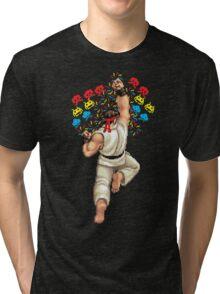 The Bit Wars Tri-blend T-Shirt