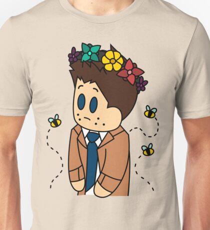 Flower Crown Unisex T-Shirt