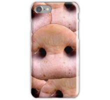 Pig Snout iPhone Case/Skin