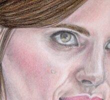 Kate Beckett  Sticker