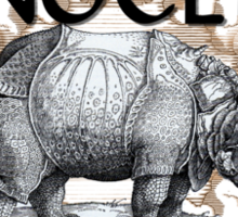 RHINOCERVS 1515 Sticker