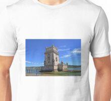 Belém Tower (Torre de São Vicente) Unisex T-Shirt