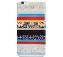Ribbon Frame  iPhone Case/Skin