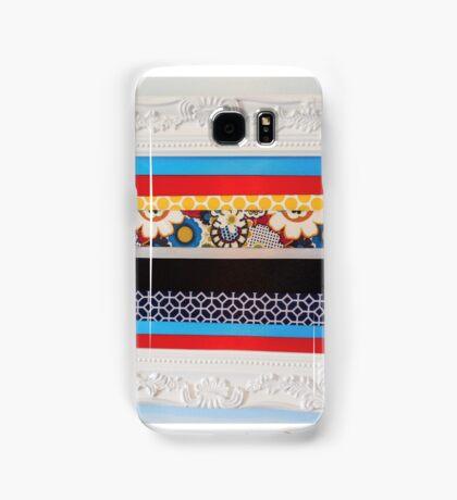 Ribbon Frame  Samsung Galaxy Case/Skin