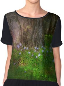 Fairy Forest Chiffon Top
