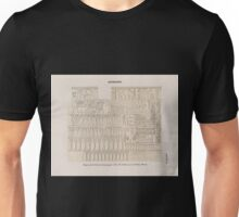 0020 Aethiopen Begerauîeh Begrawiya Pyramidengruppe A Pyr 10 Südwand östlicher Theil Unisex T-Shirt
