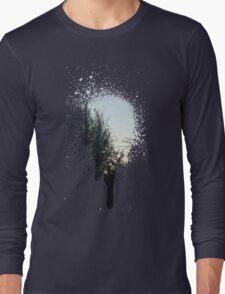 Spray Paint  Long Sleeve T-Shirt