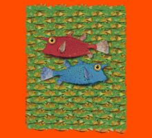 red fish - blue fish by dennis william gaylor