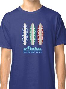 ALOHA Hawaii Surfboards Classic T-Shirt