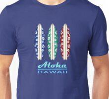 ALOHA Hawaii Surfboards Unisex T-Shirt