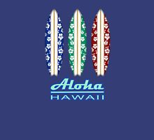 ALOHA Hawaii Surfboards Unisex T-Shirt