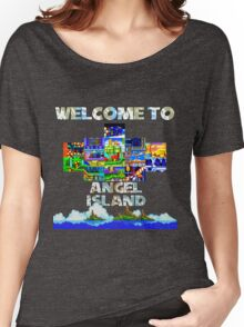 Welcome to Angel Island Women's Relaxed Fit T-Shirt