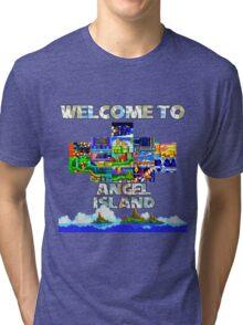 Welcome to Angel Island Tri-blend T-Shirt