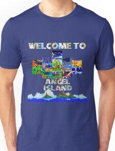Welcome to Angel Island Unisex T-Shirt