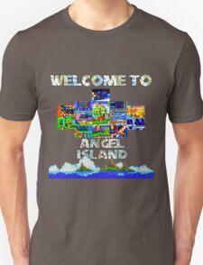 Welcome to Angel Island T-Shirt