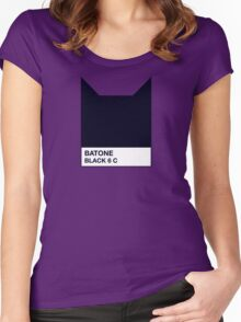 BATONE Women's Fitted Scoop T-Shirt