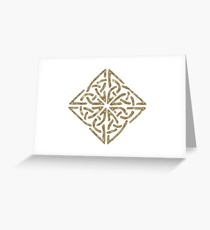 ROSE OF PLUM Greeting Card