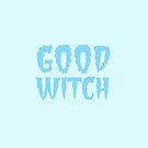 GOOD WITCH with matching bad witch by jazzydevil