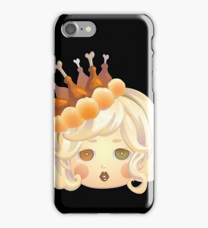 CHICKEN LOLITA iPhone Case/Skin