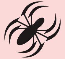 Slanted Spider Kids Clothes
