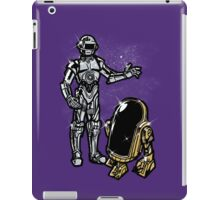 Daft Droids iPad Case/Skin