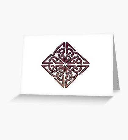 ROSE OF PLUM II Greeting Card