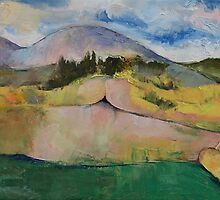 Landscape by Michael Creese