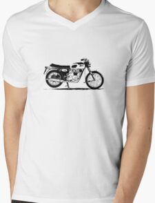 Classic Ride Mens V-Neck T-Shirt