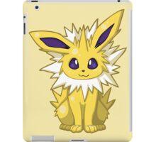 Jolteon iPad Case/Skin