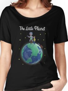 The Little Planet Women's Relaxed Fit T-Shirt