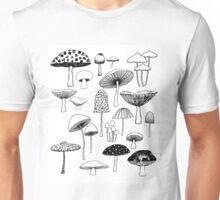 Mushroom Madness! Unisex T-Shirt