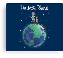 The Little Planet Canvas Print