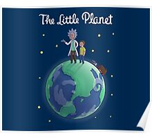 The Little Planet Poster