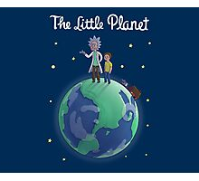 The Little Planet Photographic Print