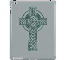 CELTIC HIGH CROSS iPad Case/Skin