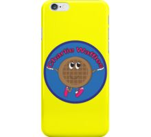 Charlie Waffles! iPhone Case/Skin