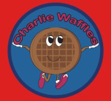 Charlie Waffles! One Piece - Short Sleeve