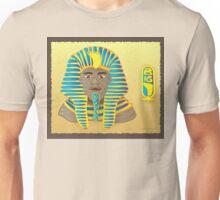 Ancient Bigfoot, Pharaoh of Egypt Unisex T-Shirt
