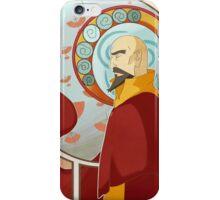 Tenzin Nouveau iPhone Case/Skin