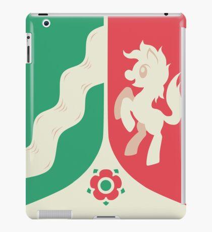 Nordreit-Westfohlen iPad Case/Skin