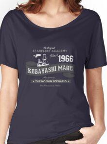 Star Trek - The Kobayashi Maru Women's Relaxed Fit T-Shirt