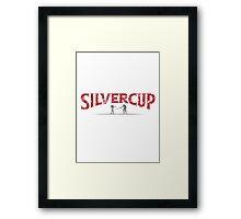 Highlander - Silvercup  Framed Print