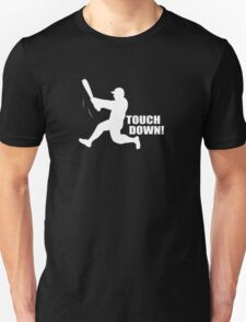 TOUCH DOWN FUNNY Unisex T-Shirt