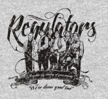 Regulators - Young Guns by [g-ee-k] .com