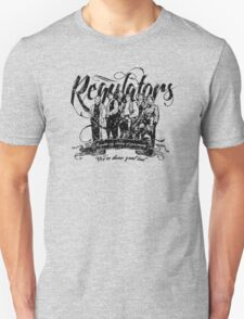 Regulators - Young Guns Unisex T-Shirt
