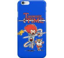 Thunder Time iPhone Case/Skin