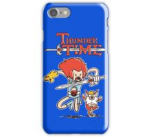 Thunder Time iPhone Case/Skin