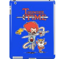 Thunder Time iPad Case/Skin