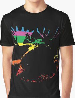Elk Graphic T-Shirt