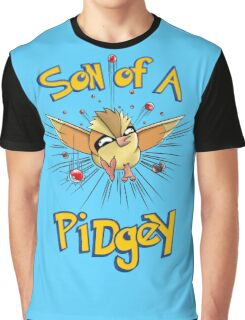 Son of a Pidgey Graphic T-Shirt
